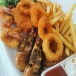 Mix Seafood Plate